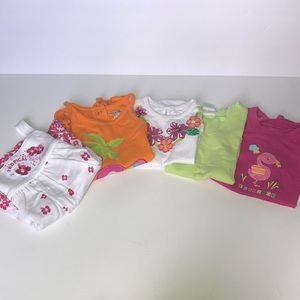 Other - Tropical Clothing Lot!